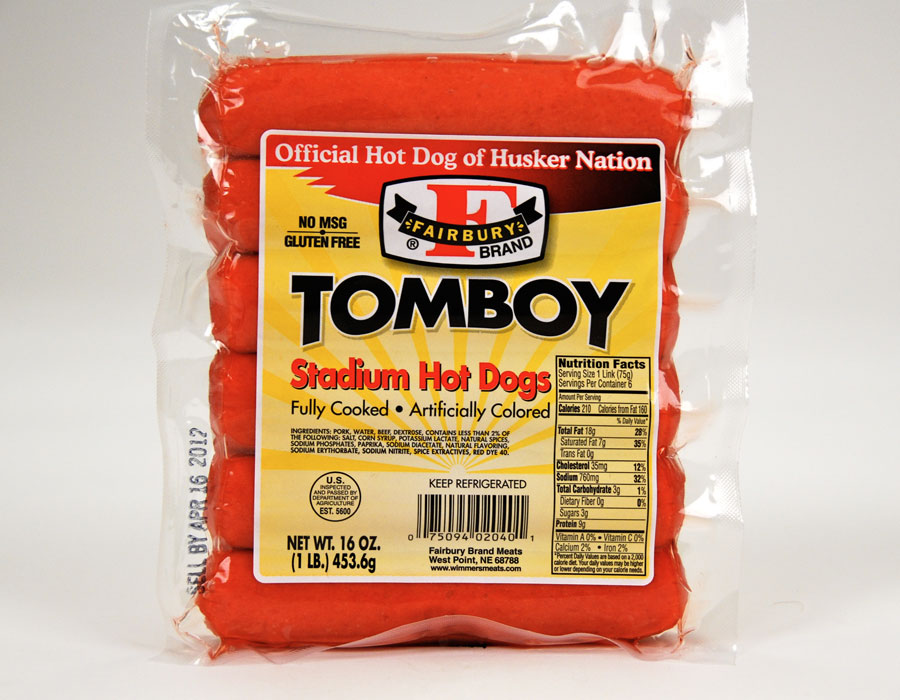 Fairbury Hot Dogs