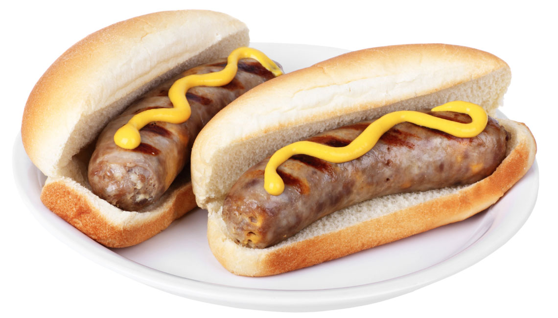 Brats-in-Buns