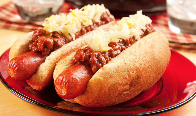 Sloppy-Joe-Wieners